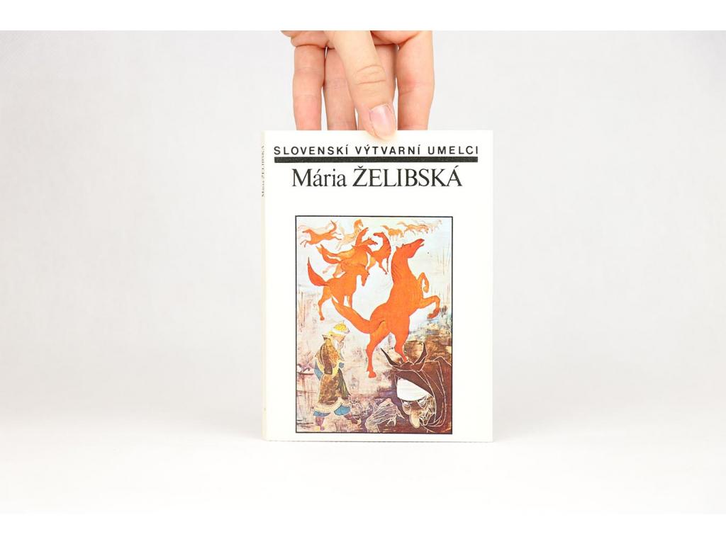 (pohľadnice) Mária Želibská (1986)