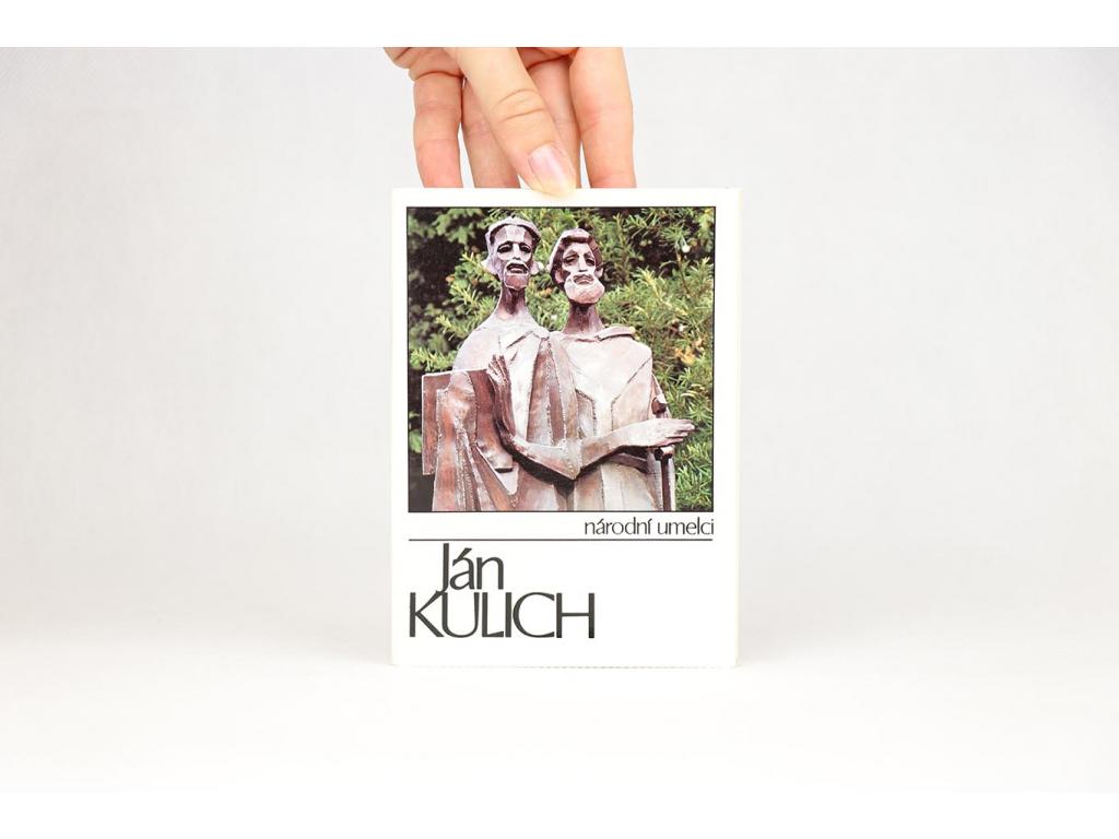 (pohľadnice) Ján Kulich (1984)