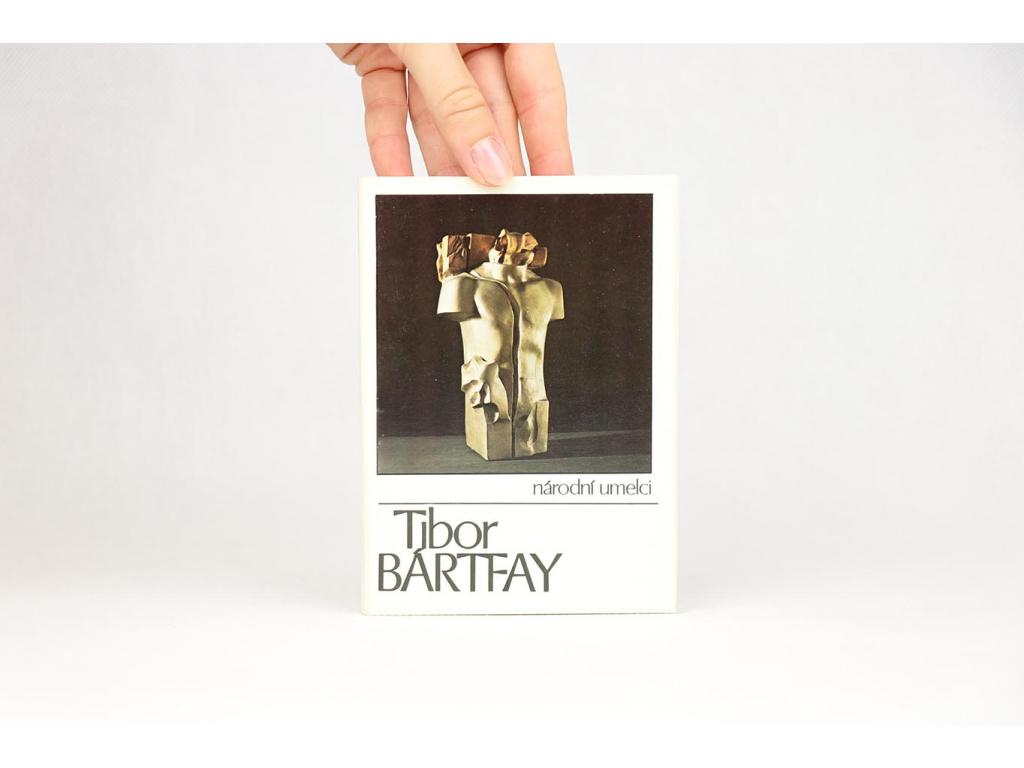 (pohľadnice) Tibor Bártfay (1986)