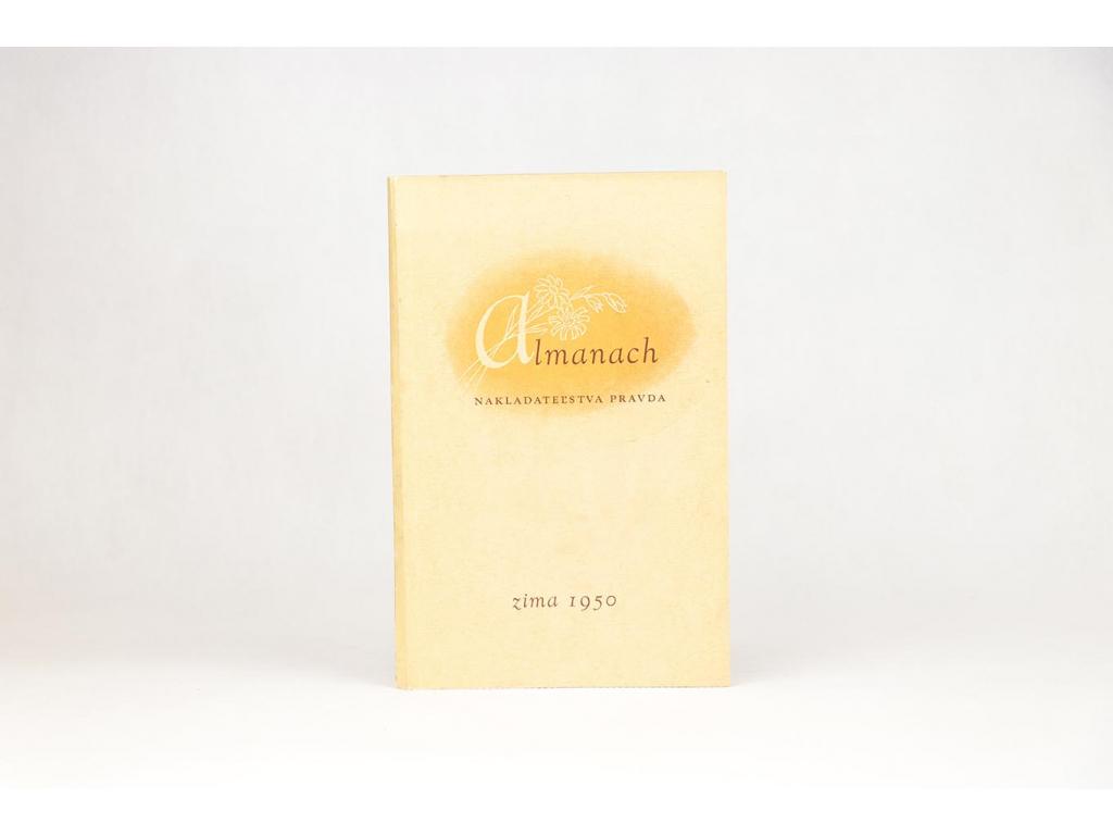 Almanach nakladateľstva Pravda (1950)