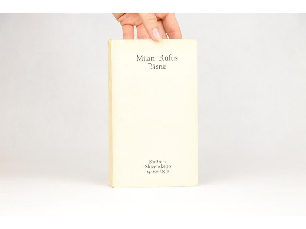 Milan Rúfus - Básne (1975)
