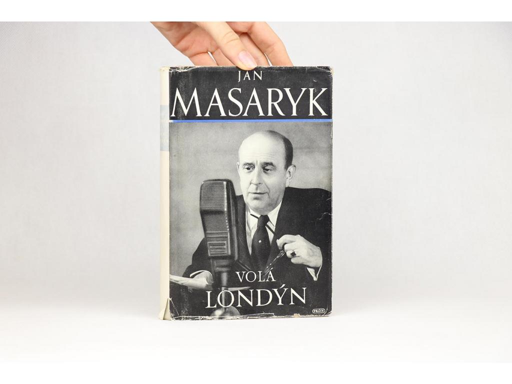 Jan Masaryk volá Londýn (1948)