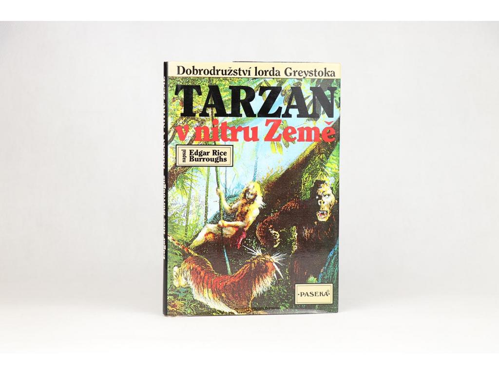 Edgar Rice Burroughs - Tarzan v nitru Země (1994)