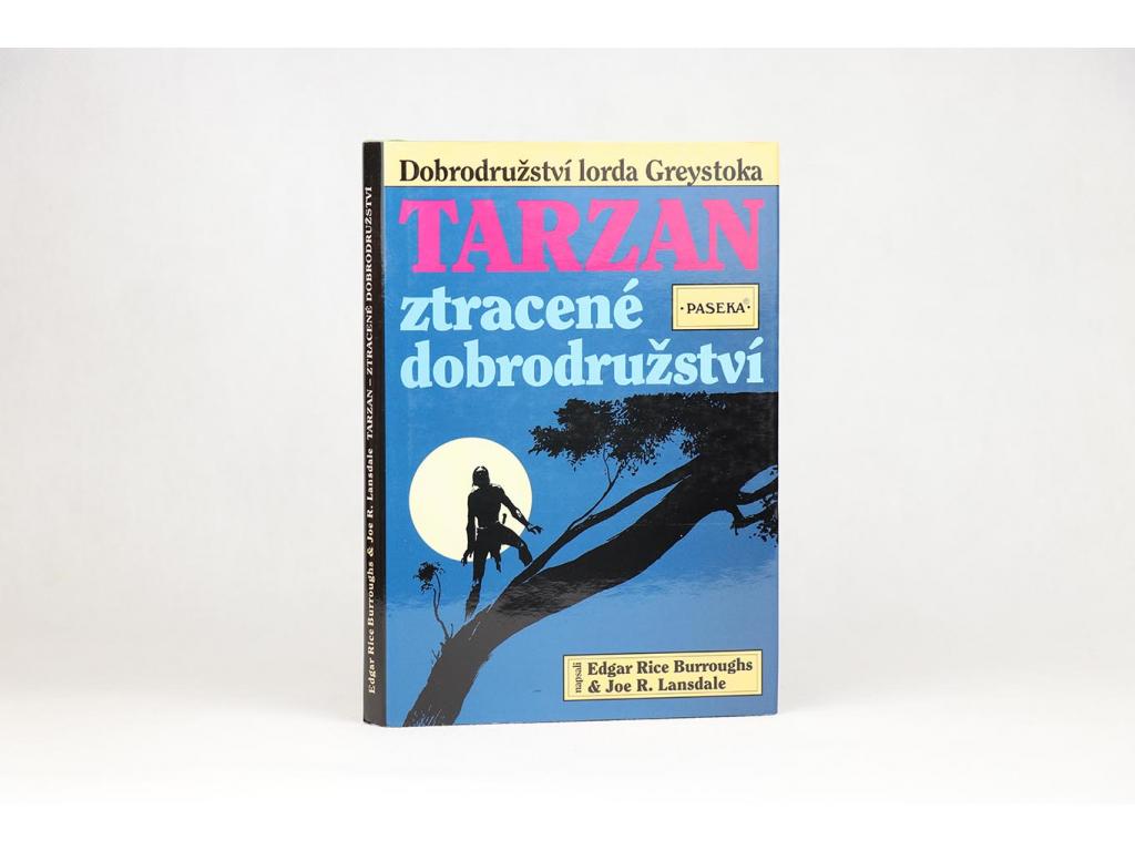 Edgar Rice Burroughs - Tarzan: ztracené dobrodružství (1998)