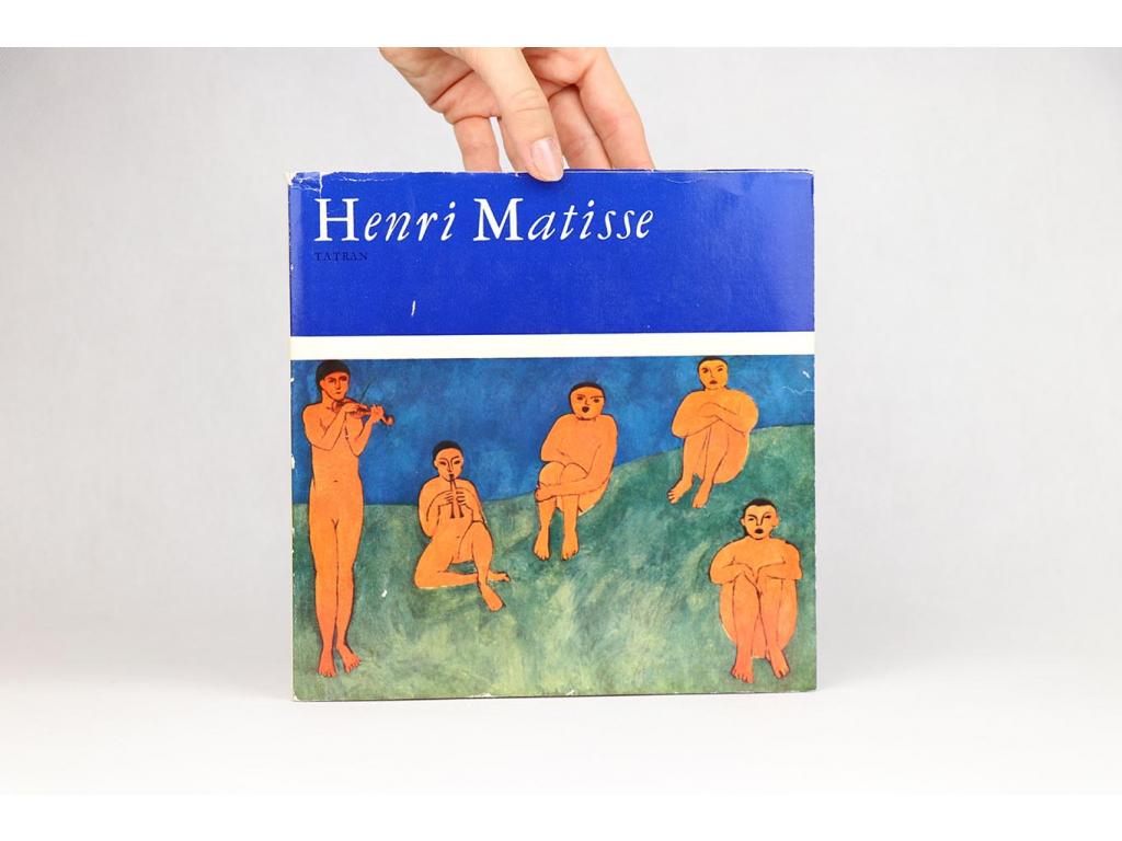 Vlastimil Fiala - Henri Matisse (1967)
