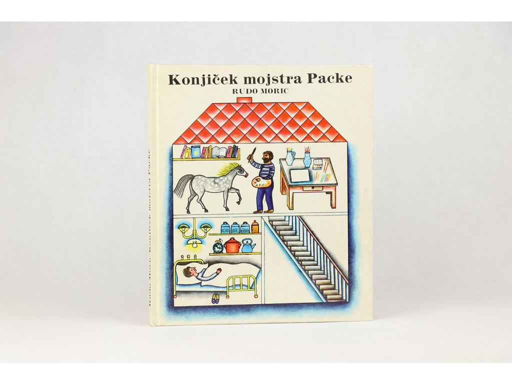 Rudo Moric - Konjiček mojstra Packe (1982)