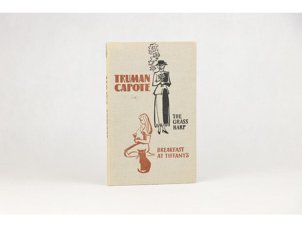 Truman Capote - The Grass Harp + Breakfast at Tiffany's (1974)