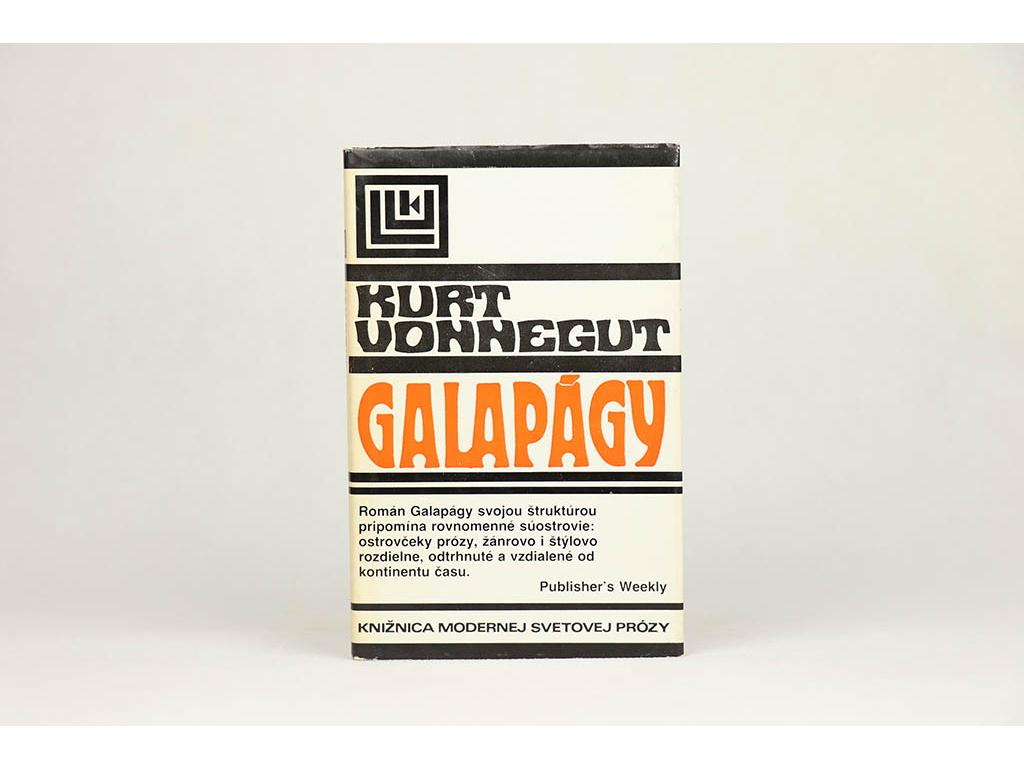 Kurt Vonnegut - Galapágy (1987)