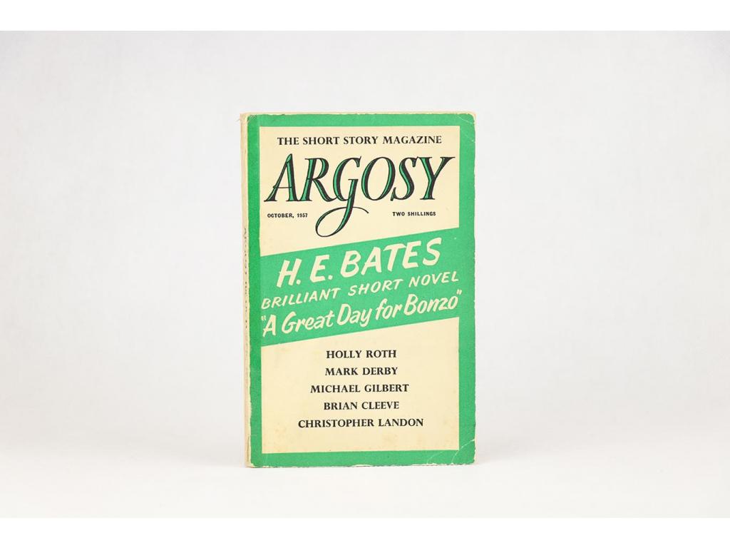 Argosy: The Short Story Magazine, october 1957