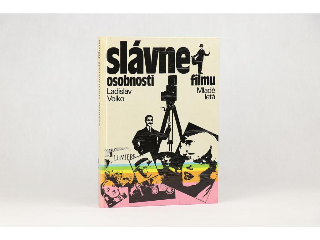 Ladislav Volko - Slávne osobnosti filmu (1985)