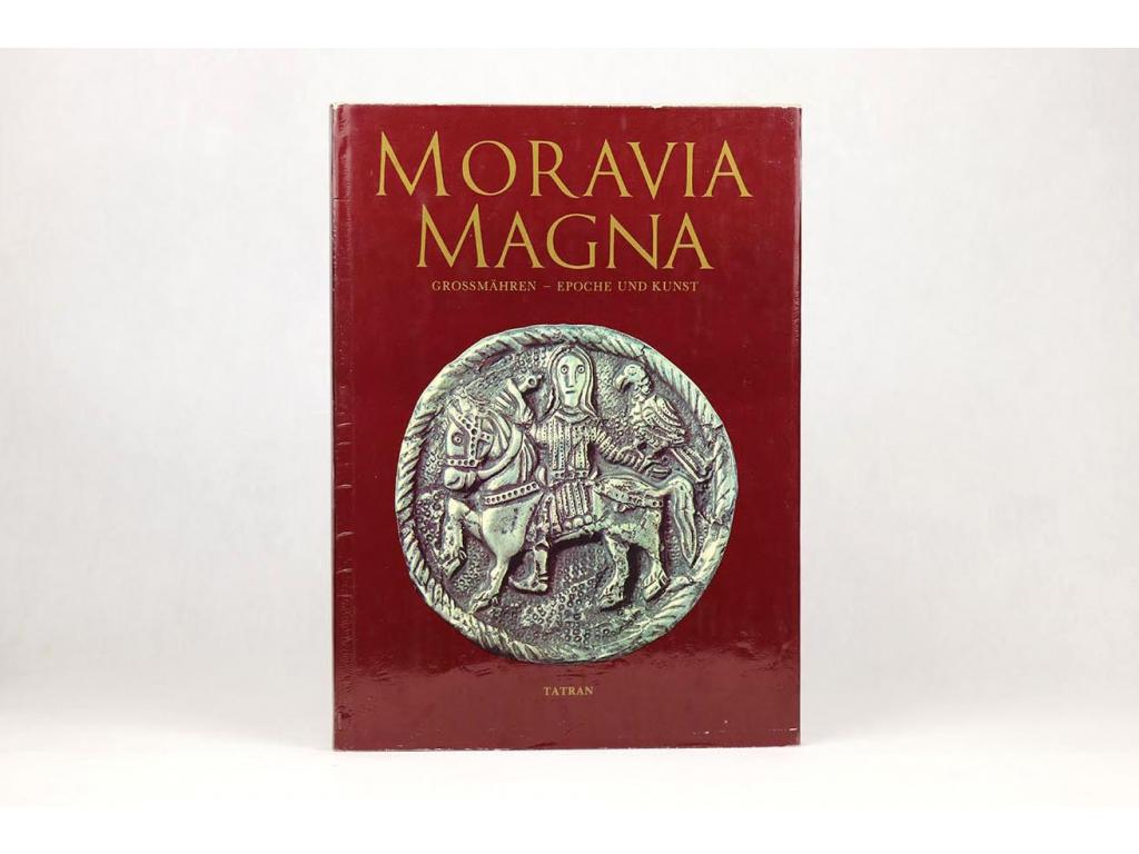 Ján Dekan - Moravia Magna: Grossmähren - Epoche und Kunst (1980)