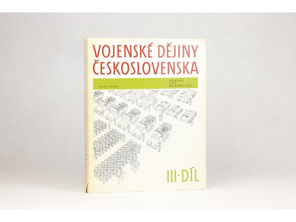 Vojenské dějiny Československa III. (1987)