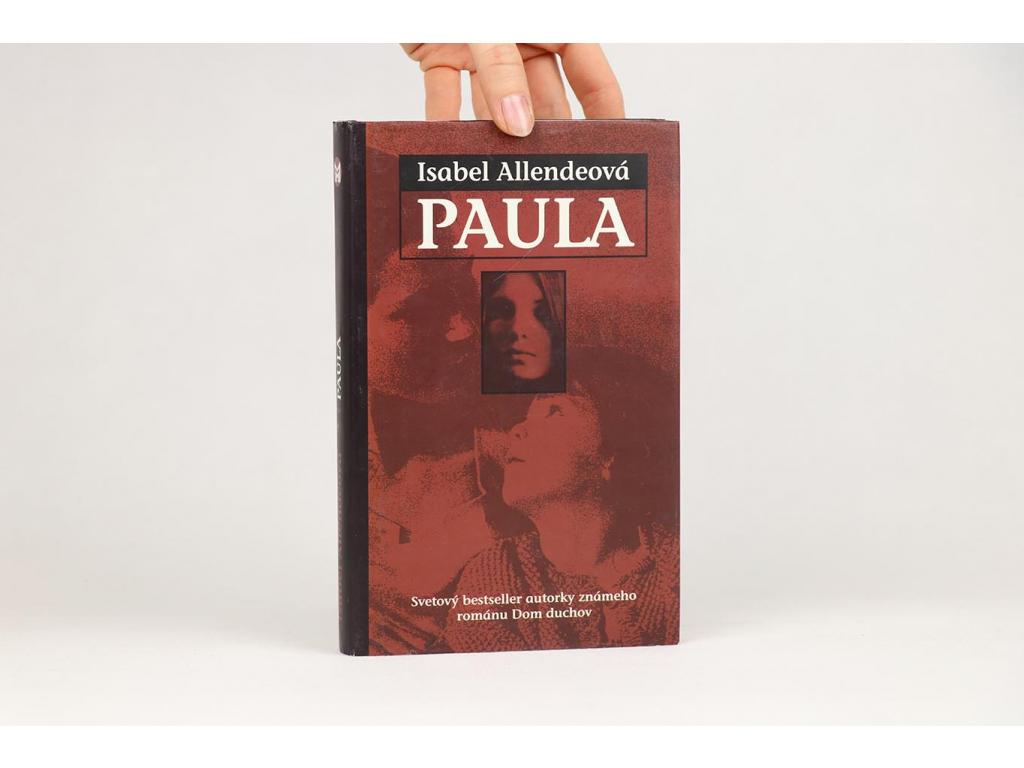 Isabel Allendeová - Paula (2001)