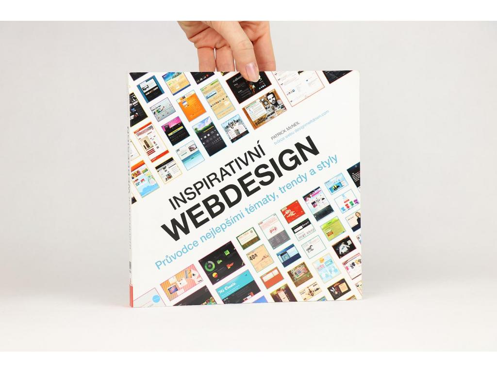 Patrick McNeil - Inspirativní webdesign (2011)