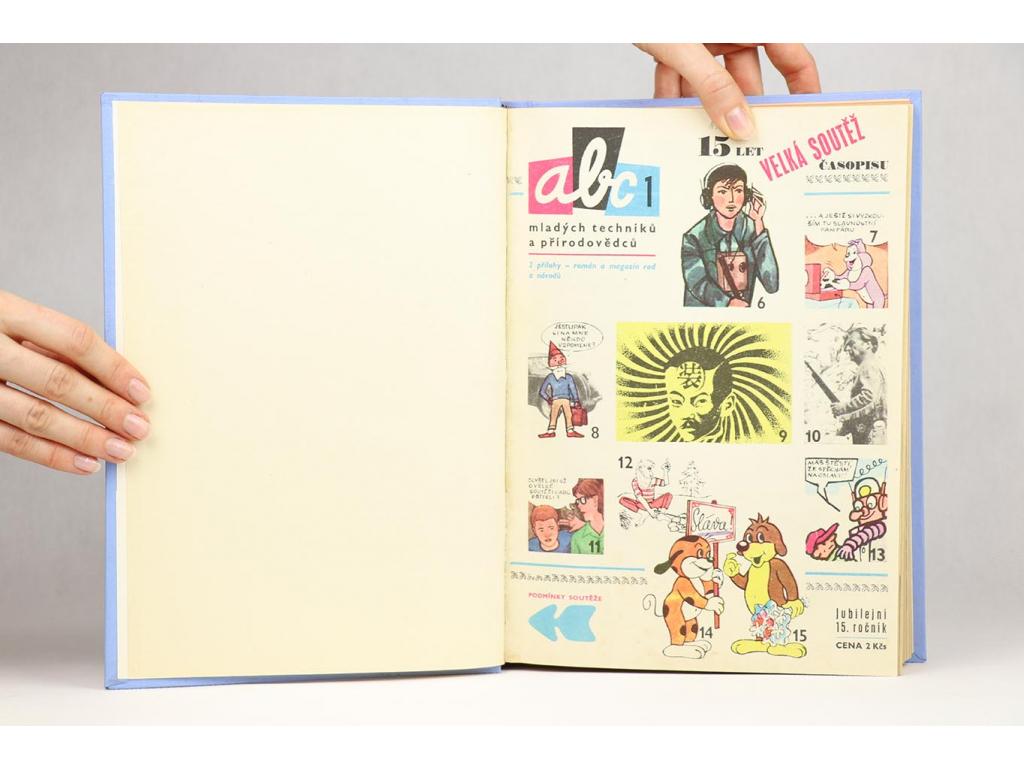 ABC, ročník 15 + ABC speciál (1970-1971)