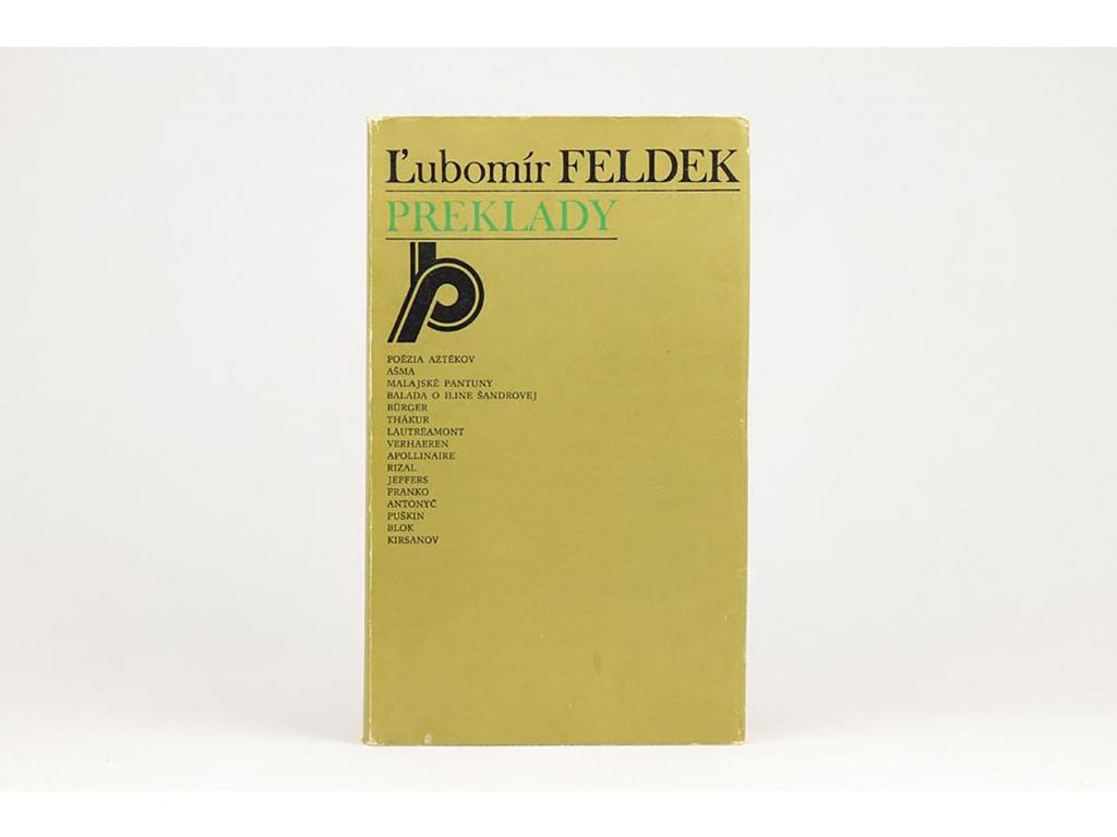 Ľubomír Feldek: Preklady (1981)