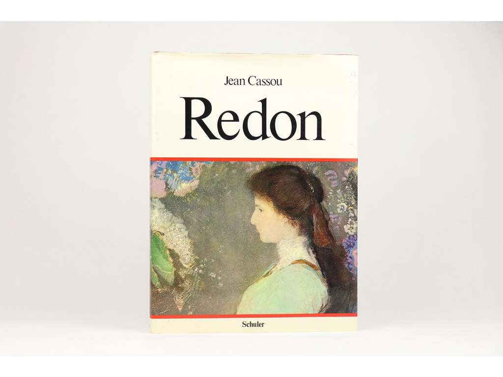 Jean Cassou - Odilon Redon (1974)