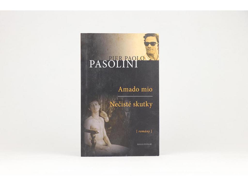Pier Paolo Pasolini - Amado mio, Nečisté skutky (2010)