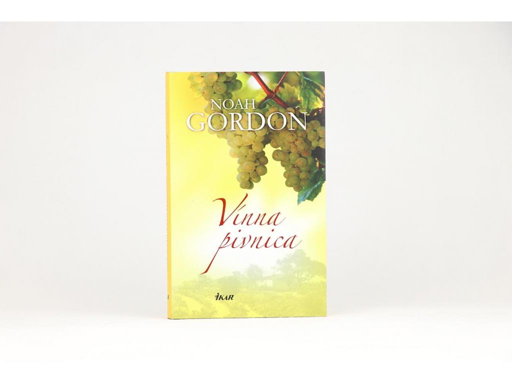 Noah Gordon - Vínna pivnica (2008)