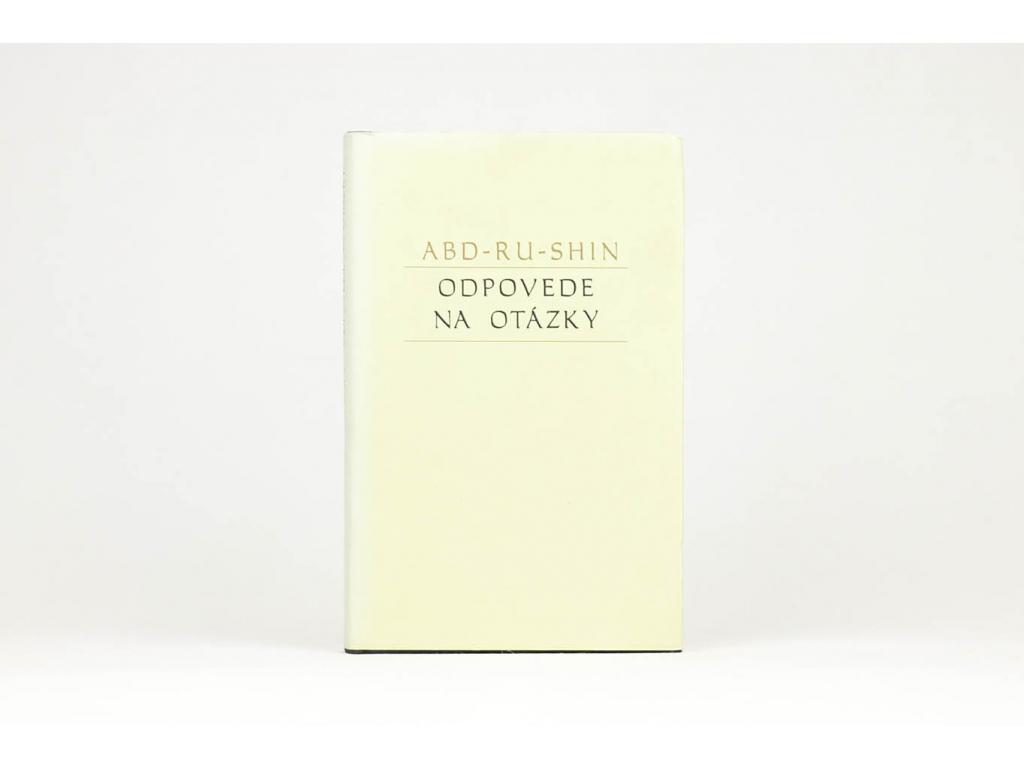 Abd-ru-shin - Odpovede na otázky (1994)