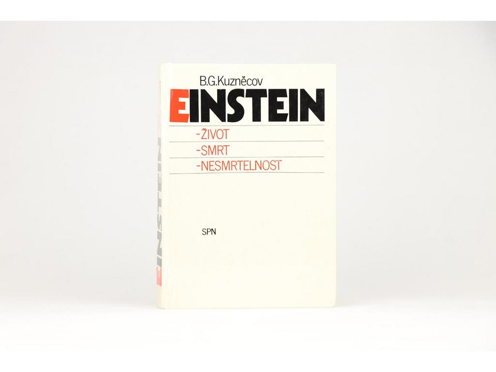B. G. Kuzněcov - Einstein (1986)