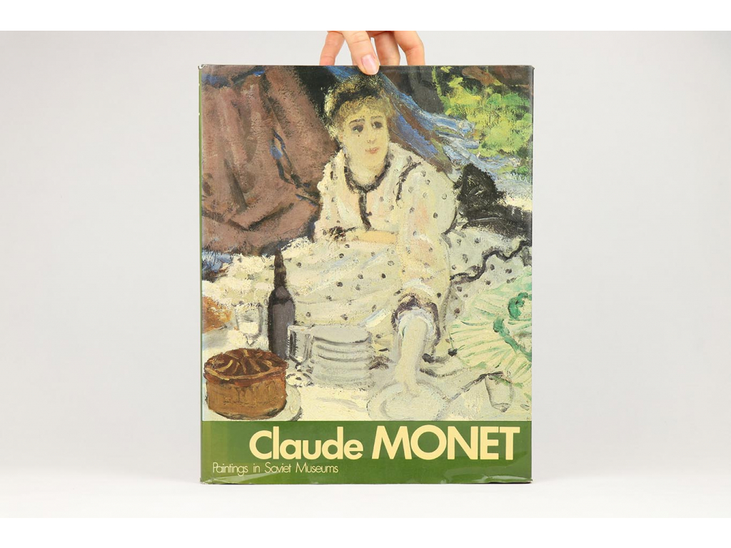 Claude Monet: Paintings in Soviet Museums (1984)