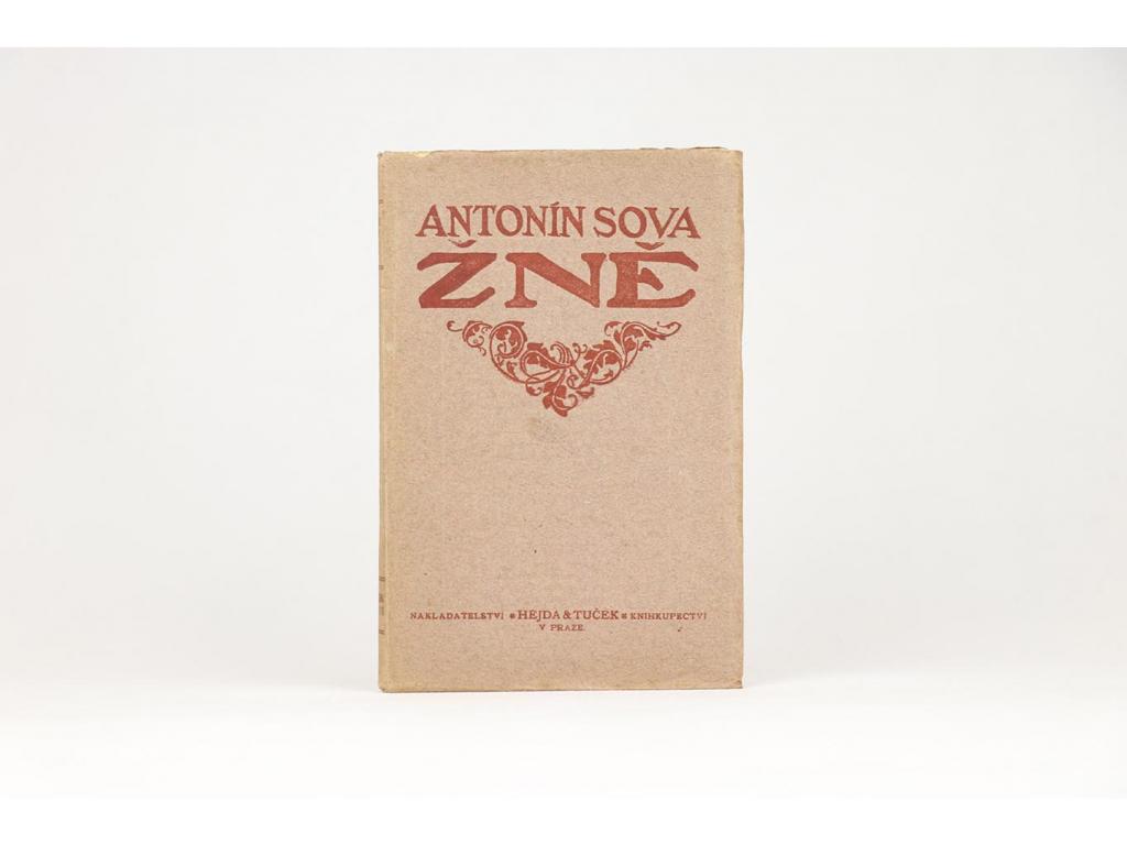 Antonín Sova - Žně