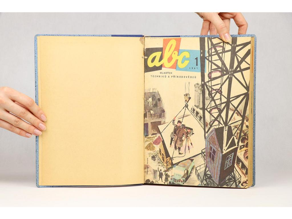 ABC mladých techniků a přírodovědců (1961)