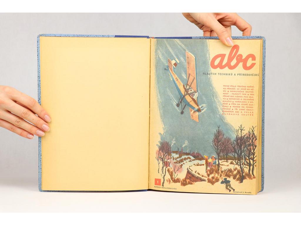 ABC mladých techniků a přírodovědců (1959)