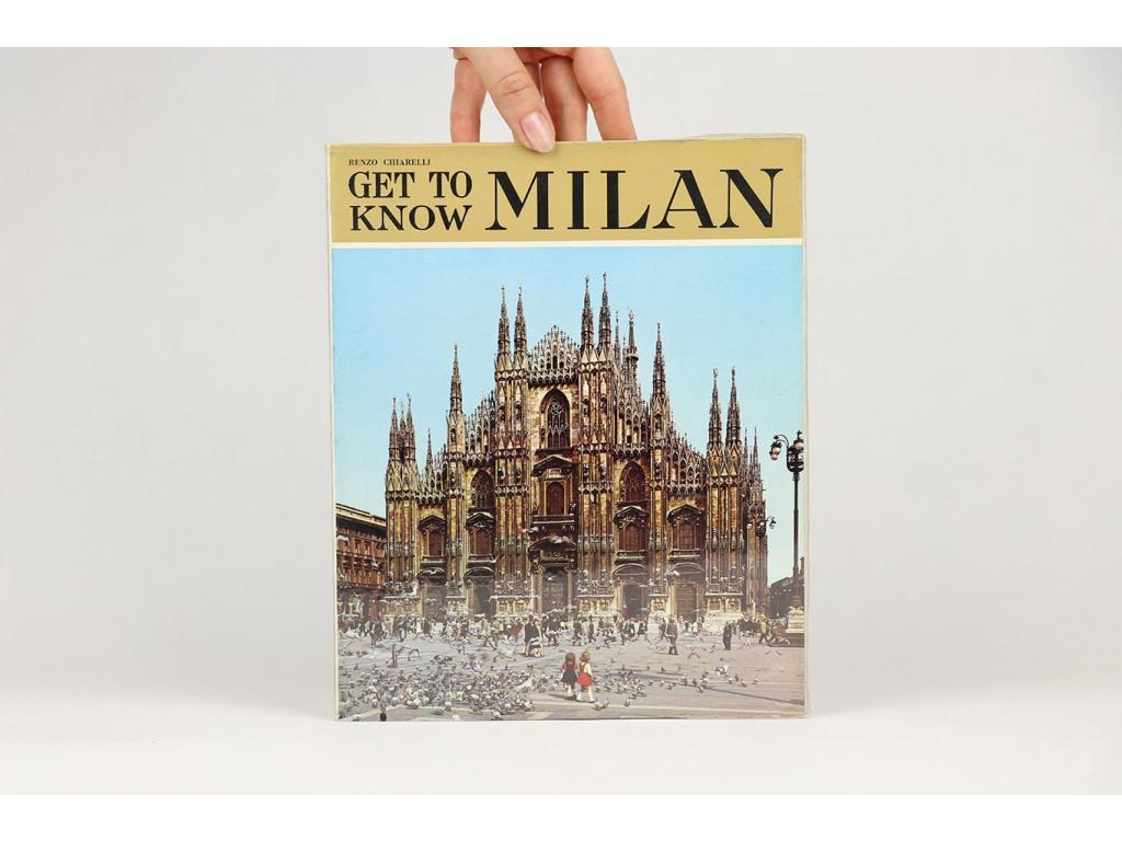 Renzo Chiarelli - Get to know Milan (1969)