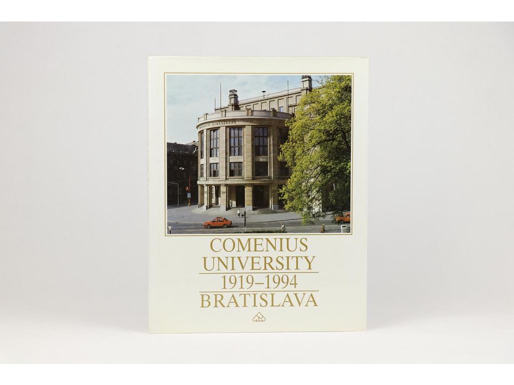 Comenius University Bratislava 1919-1994