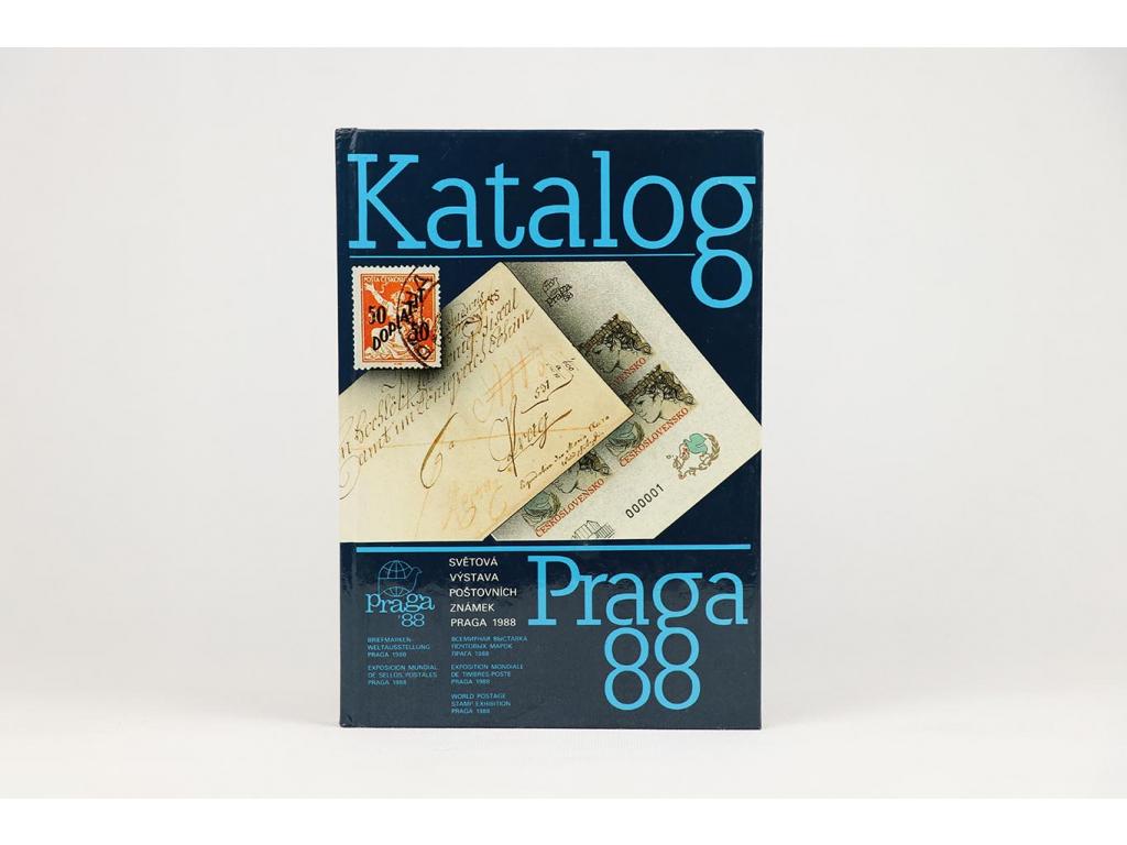 Katalog Praha 88 (1988)