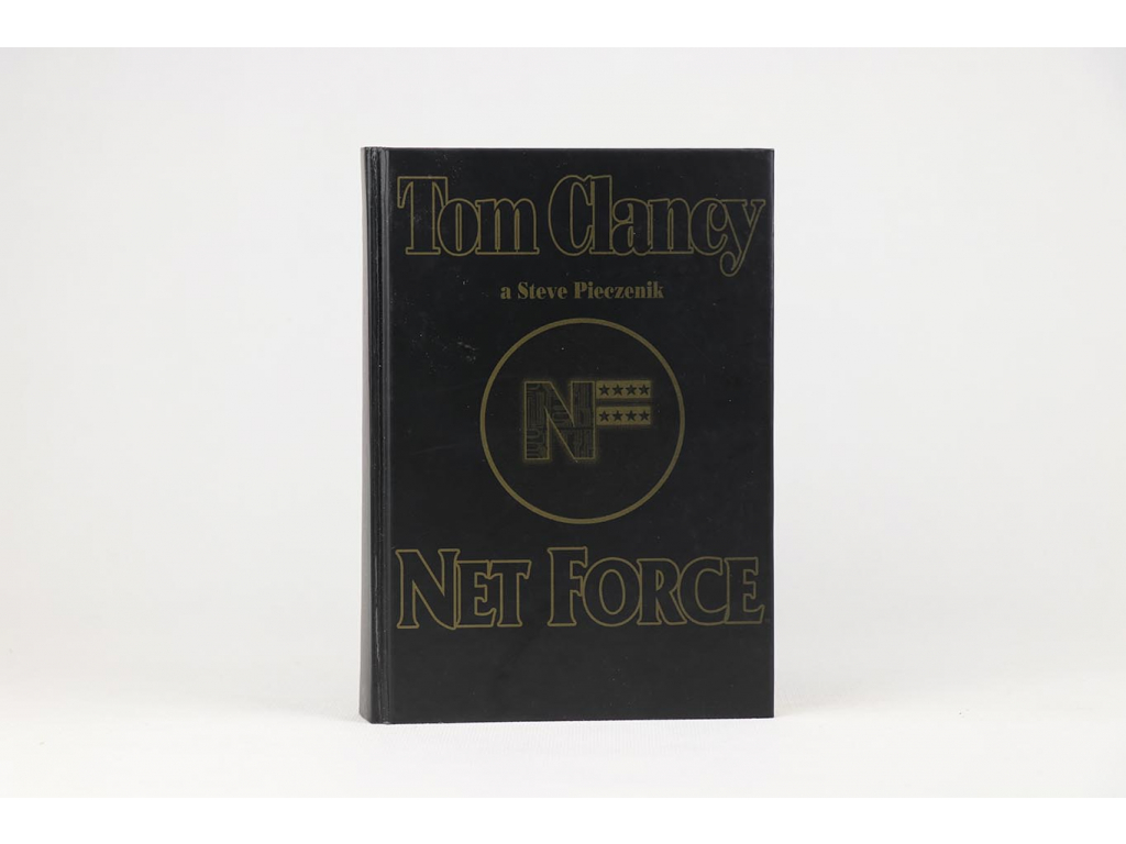 Tom Clancy - Net force (2000)