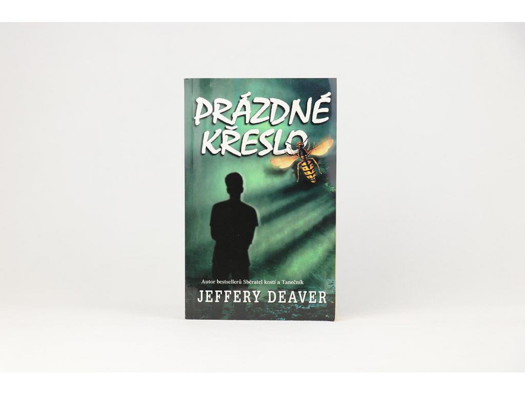 Jeffery Deaver - Prázdné křeslo (2002)