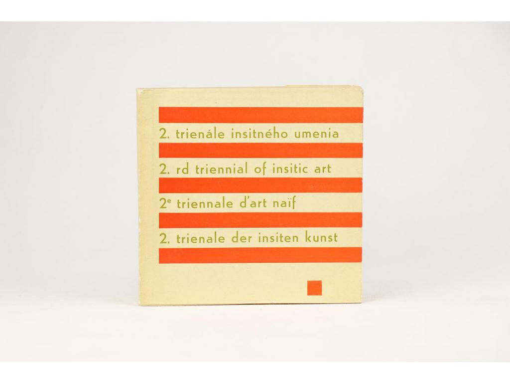 2. trienále insitného umenia (1969)