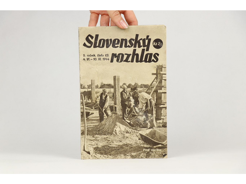 Slovenský rozhlas 23/1944