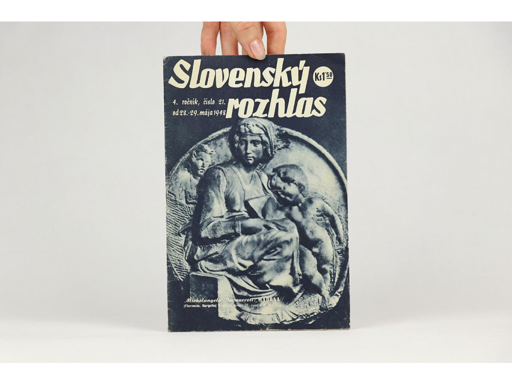 Slovenský rozhlas 21/1943