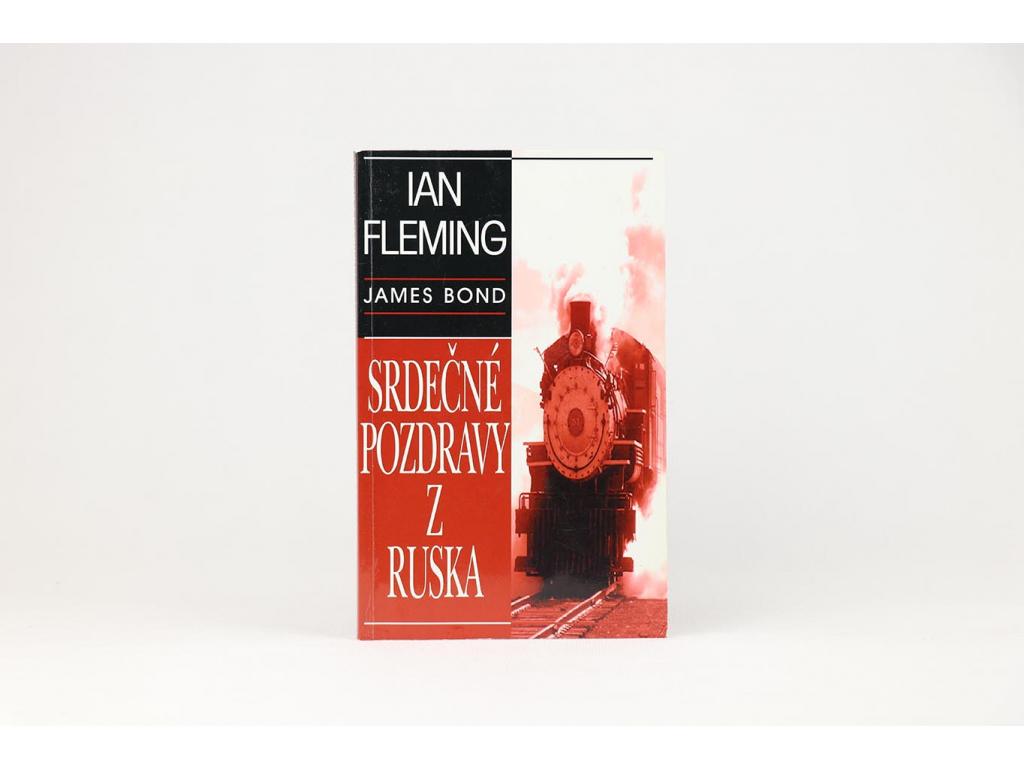 Ian Fleming - James Bond: Srdečné pozdravy z Ruska (1997)