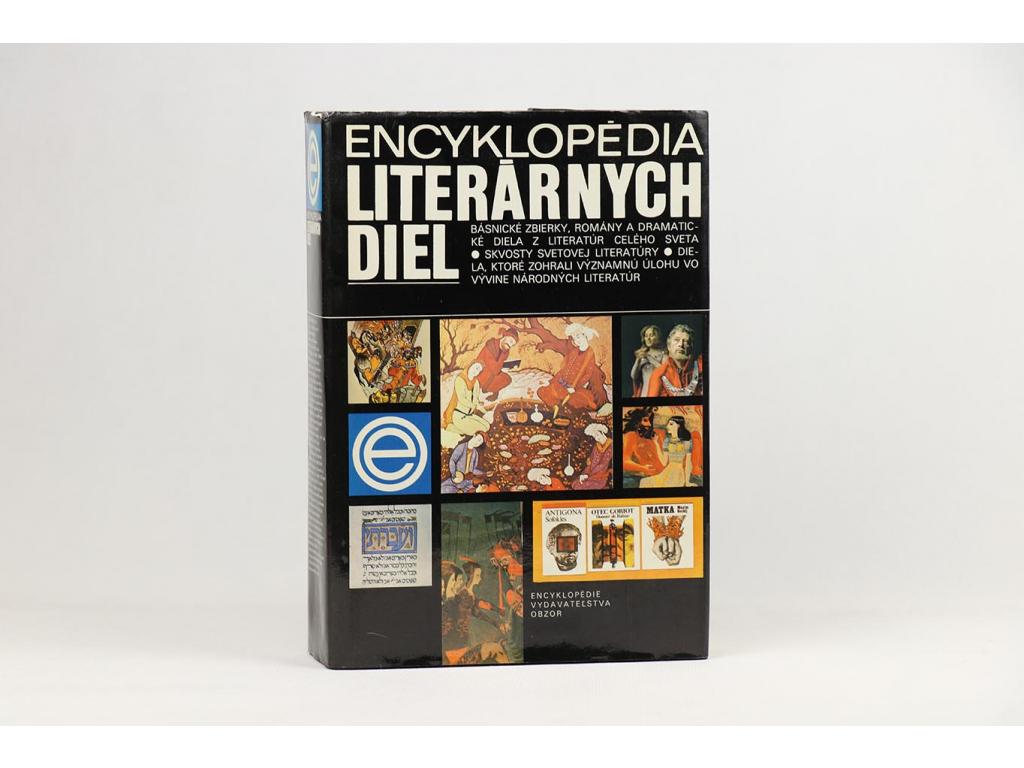 Encyklopédia literárnych diel (1989)