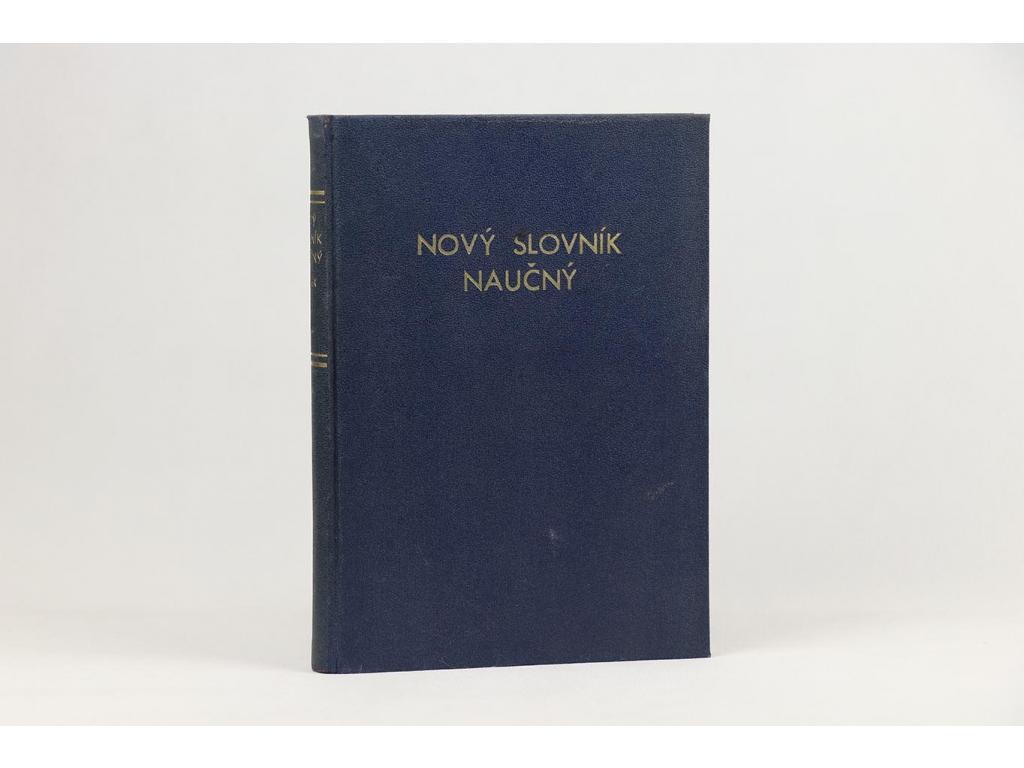 Nový velký ilustrovaný slovník naučný, svazek XI.: K-L (1931)