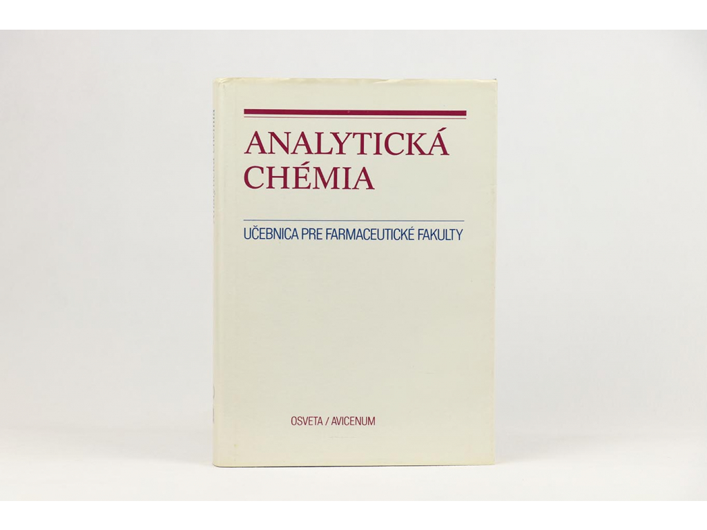 Analytická chémia (1989)