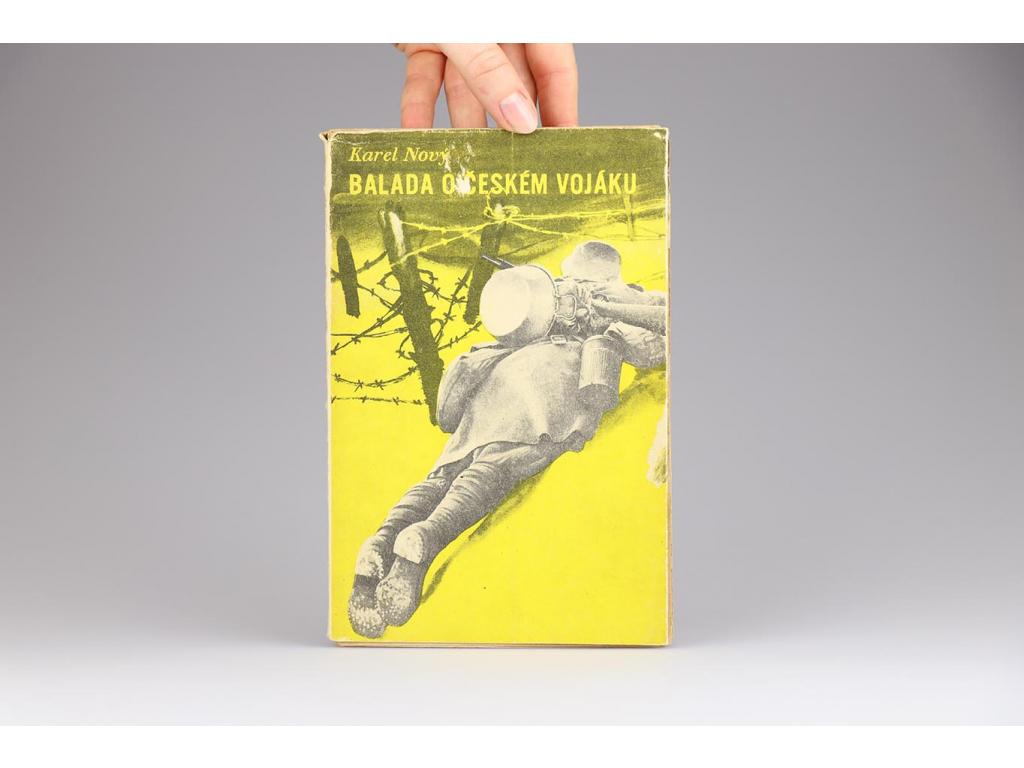 Karel Nový - Balada o českém vojáku (1945)