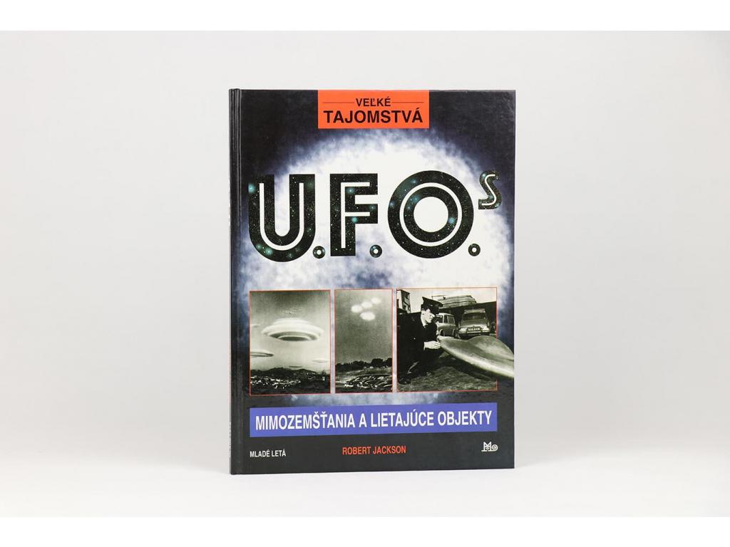 Robert Jackson - Veľké tajomstvá U. F. O. (1997)