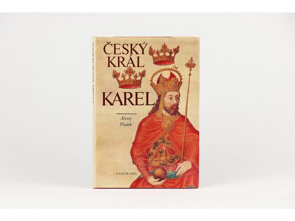 Alexej Pludek - Český král Karel (1978)