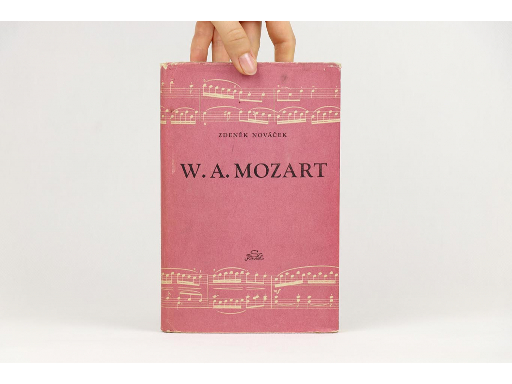 Zdeněk Nováček - W. A. Mozart (1956)