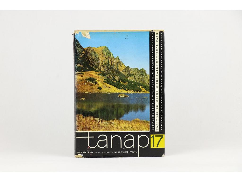 TANAP 17: Zborník prác o Tatranskom národnom parku (1975)