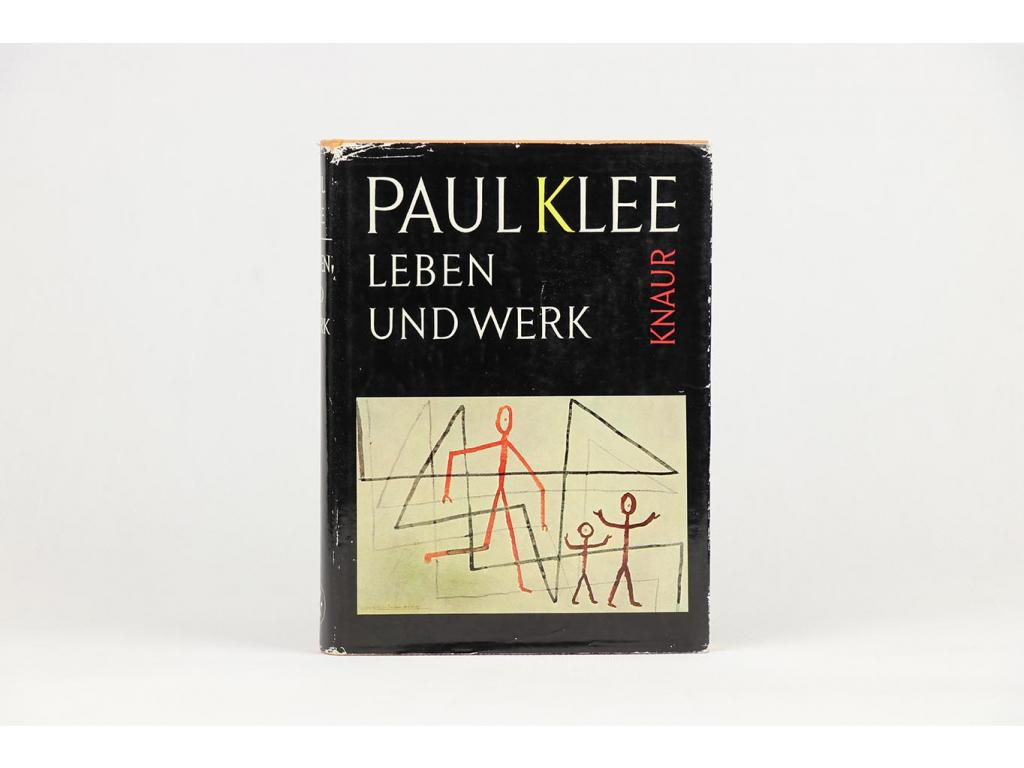 Paul Klee: Leben und Werk (1958)