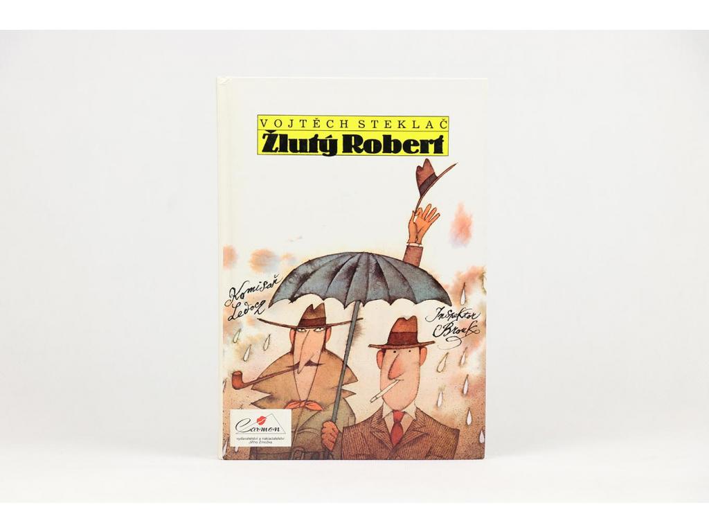 Vojtěch Steklač - Žlutý Robert (1974)
