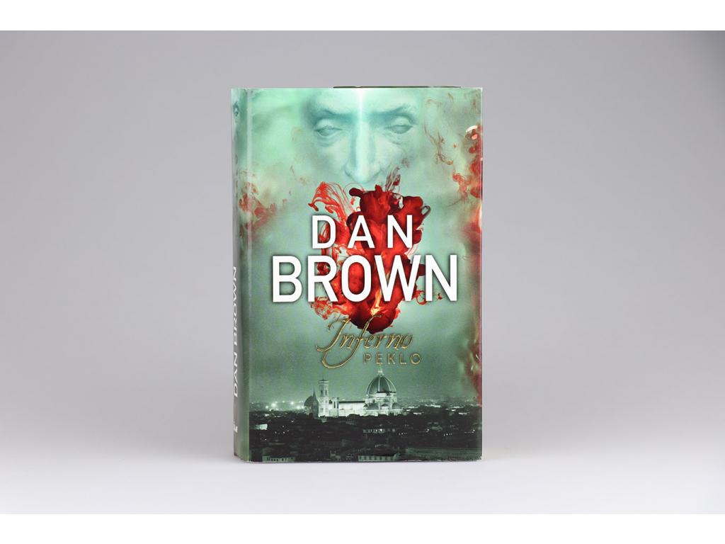 Dan Brown - Inferno / Peklo (2013)