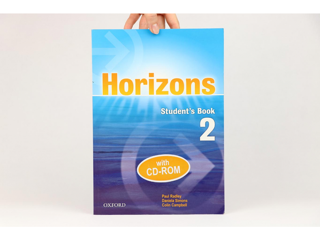 Horizons: Student's Book 2 with CD-ROM